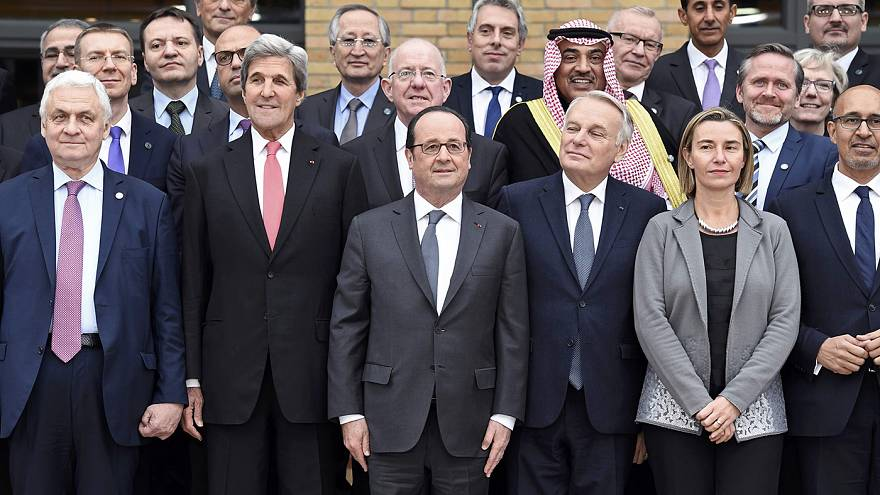Hollande: only direct talks between Israelis & Palestinians can lead to peace