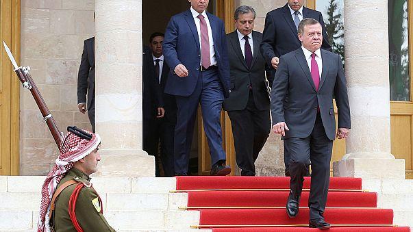 Иордания: король привел к присяге новое правительство