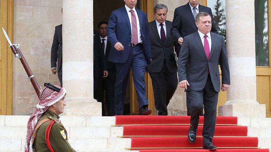 Ürdün'de kabine değişikliği