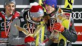 Двойная победа Камила Стоха на этапе Кубка мира в Висле