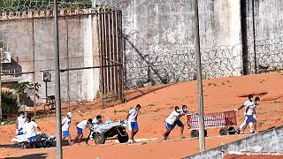 Death toll rises in latest prison violence in Brazil