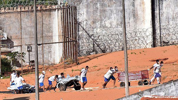 Бразилія: тюремні бунти і далі забирають людські життя