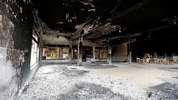 Ιράκ: Μεγάλες καταστροφές στο πανεπιστήμιο της Μοσούλης μετά τις μάχες με τους τζιχαντιστές