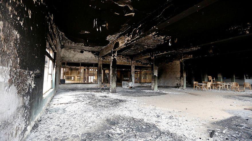 La universidad de Mosul, otra víctima de la guerra contra el Dáesh