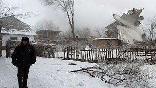 Kyrgyzstan: Dozens killed in Turkish cargo jet crash