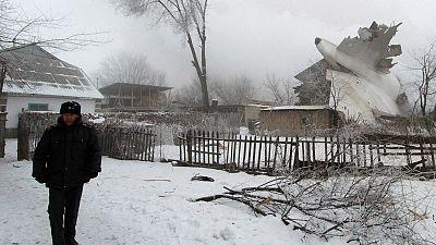 Crash d'un avion-cargo turc au Kirghizistan : 37 morts
