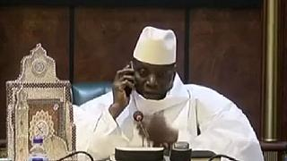 Jammeh begs ECOWAS chair to help get judges to sit on poll petition