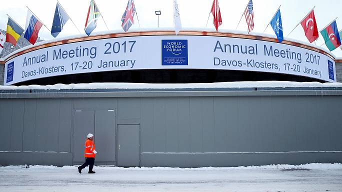 'Trust gap' widens as Davos summit opens