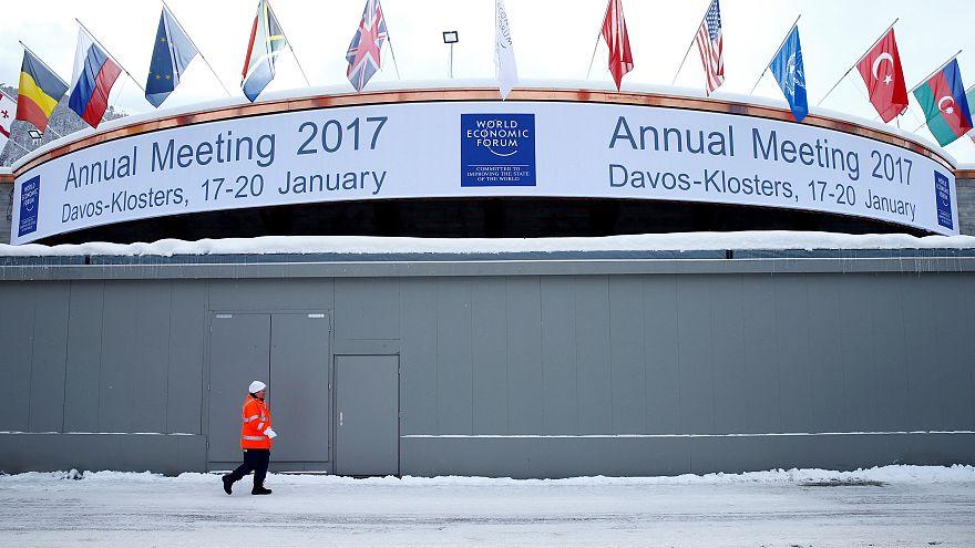 'Trust gap' widens as Davos summit opens