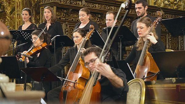 برگزاری جشنواره موسیقی باروک در مالت