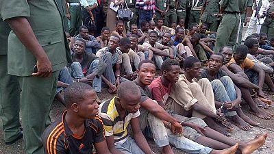 Nigeria : 257 personnes soupçonnées de faire partie de la secte Boko Haram libérées