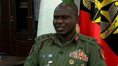 Nigerian Army releases 257 suspected Boko Haram members