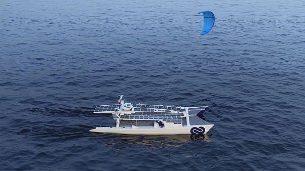 Energy Observer: Mit Wind, Sonne und Wasserstoff die Welt umrunden