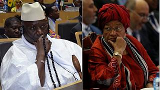 [Text] Jammeh talks law as he 'begs' ECOWAS to help solve impasse