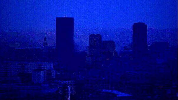Soğuk havalarla birlikte Fransa ve Belçika'da elektrik kesintisi riski