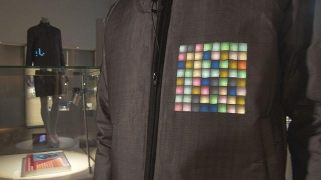Energy-generating jackets could be ready to wear before 2023