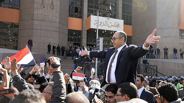 Египетский суд запретил передавать Саудовской Аравии спорные острова