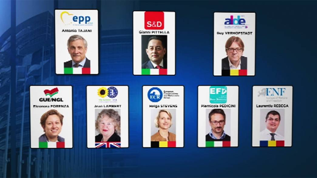 MEPs set to vote for new parliament chief
