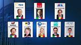 Dernière ligne droite pour l'élection du président du Parlement européen