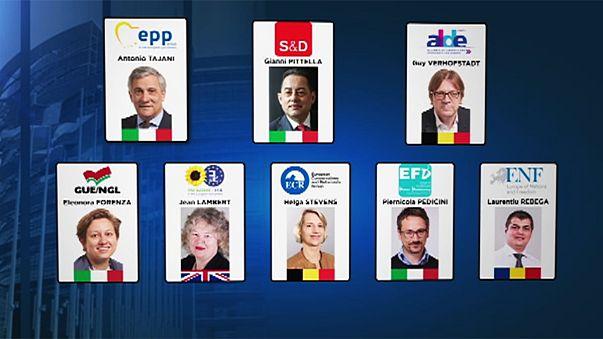 البرلمان الأوروبي يشهد إحدى أدق الإنتخابات لرئاسته