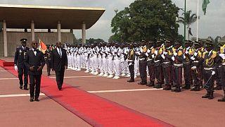 Côte d'Ivoire : Kablan Duncan a prêté serment en tant que vice-président