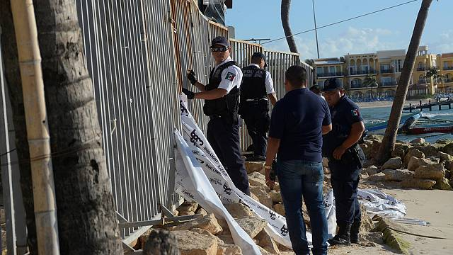 Lövöldözés volt egy mexikói szórakozóhelyen