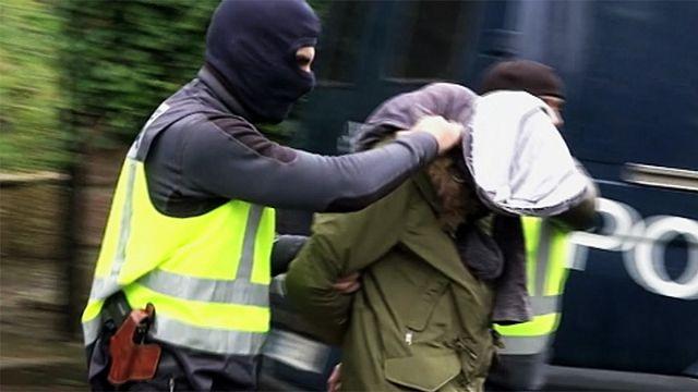 Dzsihadista toborzót vettek őrizetbe Spanyolországban