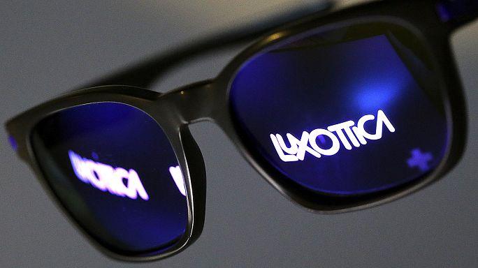 لوكسوتيكا وايسيلور توقعان عقد اندماج بقيمة 46 مليار يورو