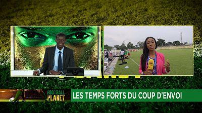C'est parti pour la CAN 2017 ; Trésor Mputu, le grand retour