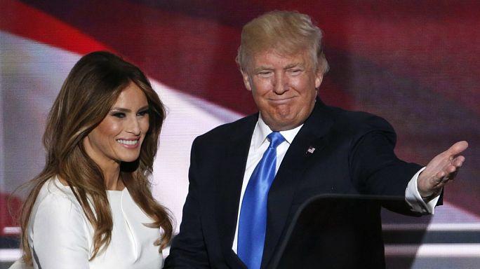 Mit fog viselni a first lady a beiktatási ünnepségen?