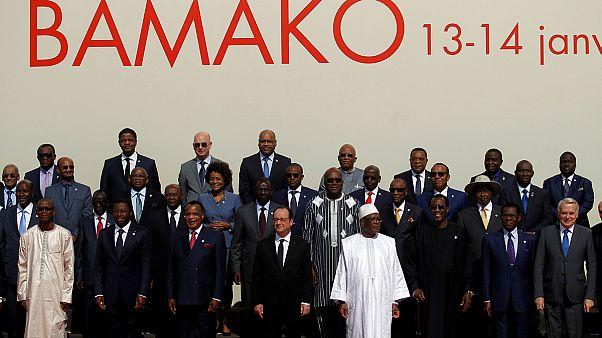 Μάλι: Επενδύσεις και ασφάλεια στο επίκεντρο της συνόδου κορυφής Αφρικής - Γαλλίας