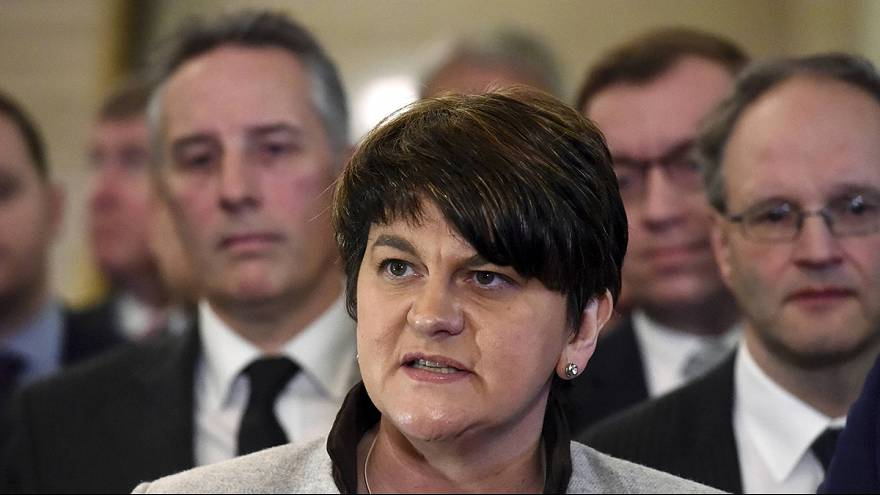 Snap election in Northern Ireland polls open March 2