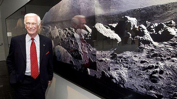 Elhunyt az utolsó ember, aki járt a Holdon