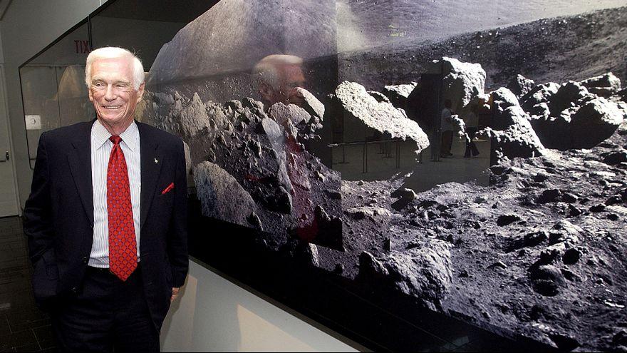 Скончался Юджин Сернан – последний человек, стоявший на поверхности Луны