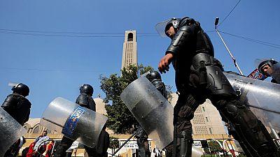 Huit policiers tués dans le sud-ouest de l'Égypte