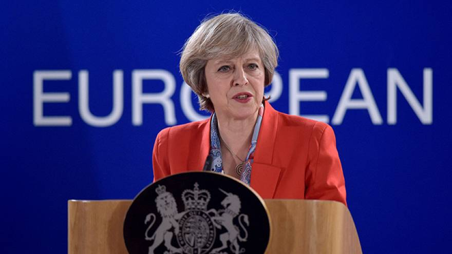 Великобритания: от Терезы Мэй ждут «жёсткого брексита»