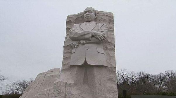 تصريحات لترامب تلقي بظلالها على مراسم احياء ذكرى مارتن لوثر كينغ