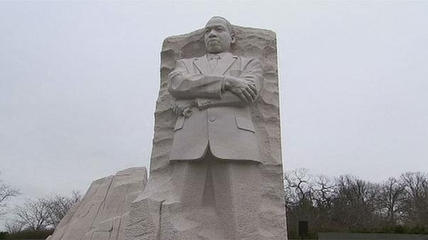 Estados Unidos recuerda a Martin Luther King