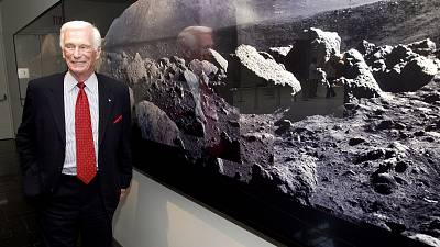 Eugene Cernan, last man to walk on the moon, dead at 82