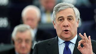 Conservador italiano Antonio Tajani eleito novo presidente do Parlamento Europeu