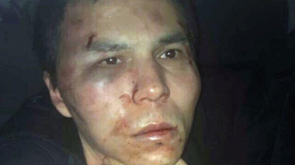 Anschlag auf Nachtclub: Festgenommener Usbeke legt offenbar Geständnis ab