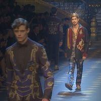 Milan : D&G, Ferragamo et Emporio Armani