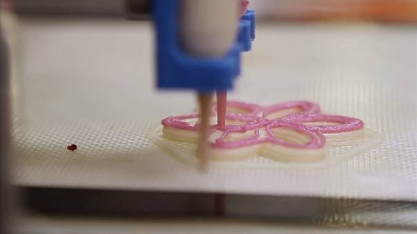 3D printing in the kitchen - cooking is set to go digital