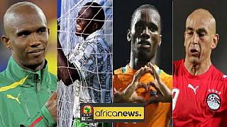 AFCON history - Eto'o, Pokou, Yekini and top African marksmen