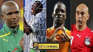 Eto'o, Pokou, Drogba, Yekini dans le top 10 des meilleurs buteurs de l'histoire de la CAN