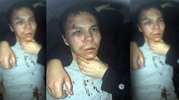 Was wir über den Festgenommenen nach dem Reina-Blutbad in Istanbul wissen