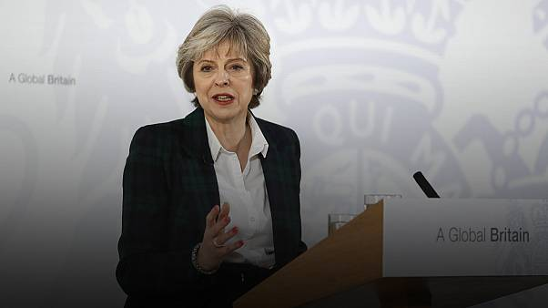 Theresa May : ''Le Brexit signifiera la sortie du marché unique''