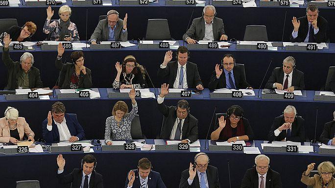 Правоцентрист Таяни лидирует на выборах главы Европарламента
