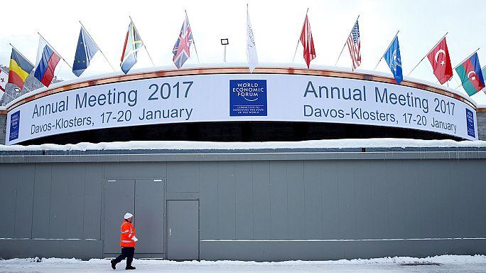 Si apre il forum economico mondiale di Davos