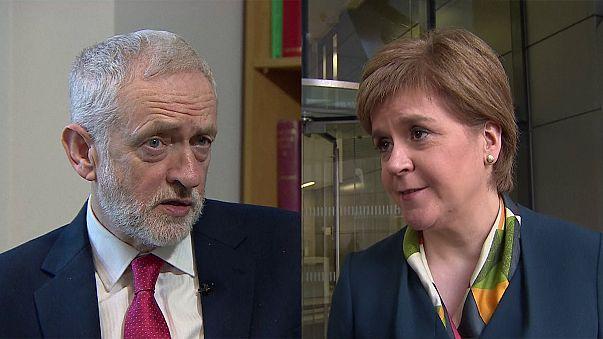 Britische Opposition kritisiert Mays Brexit-Rede scharf